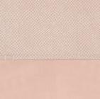 Jollein Wieglaken Snake Pale Pink  75 x 100 cm