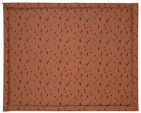 Jollein Boxkleed Spots Caramel 75 x 95 cm