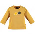 Babyface T-Shirt Ocher