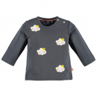 Babyface T-Shirt Clouds Grey Dove