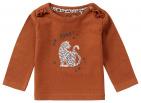 Noppies T-Shirt Roedtan Rust