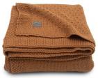 Jollein Wiegdeken Bliss Knit Caramel 75 x 100 cm
