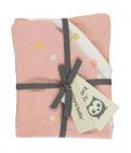 Briljant Washand Sunny Pink 3-Pack