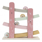 Little Dutch Houten Rollerbaan Flowers Pink