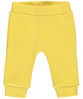 Babylook Broek Rib Misted Yellow