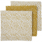 Meyco Luier Cheetah Honey Gold 70x70cm 3-Pack
