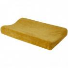 Meyco Aankleedkussenhoes Velvet Honey Gold