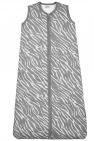 Meyco Slaapzak Winter Zebra Grijs 110cm