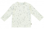 Babylook T-Shirt Speckle Snow White