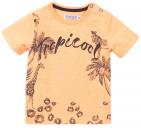 Dirkje T-Shirt Korte Mouw Tropicool Bright Orange