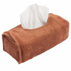 Timboo Tissue Box Hoes Incl. Kleenexdoos Hazel Brown