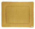 Meyco Boxkleed Knit Basic Honey Gold 77 x 97 cm