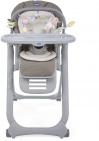Chicco Eetstoel Polly Magic Relax - 4 Wheels Cocoa