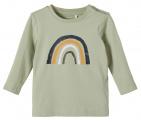 Name It T-Shirt Daform Desert Sage