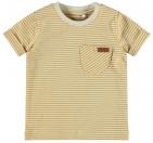 Name It T-Shirt Korte Mouw Fipan Spruce Yellow