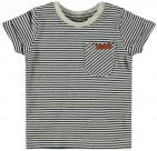 Name It T-Shirt Korte Mouw Fipan Dark Sapphire