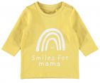 Name It T-Shirt Daniella Ochre