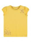 Name It T-Shirt Korte Mouw Francisca Ochre