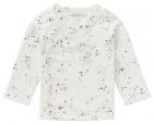 Noppies T-Shirt Overslag Lyoni Snow White