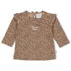 Feetje T-Shirt Panther Zand