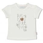 Feetje T-Shirt Korte Mouw Beautiful Offwhite