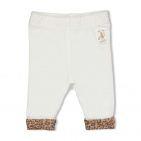 Feetje Legging Panther Cutie Offwhite