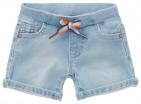 Noppies Shorts Jeans Trani Light Blue Denim