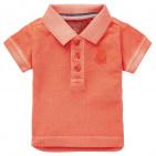 Noppies Polo Korte Mouw Tarleton Vermillion Orange