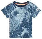 Noppies T-Shirt Korte Mouw Tonden Powder Blue