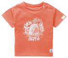 Noppies T-Shirt Korte Mouw Twisk Vermillion Orange