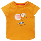 Noppies T-Shirt Korte Mouw Medulla Sunflower