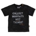 Feetje T-Shirt Korte Mouw Moments Antraciet