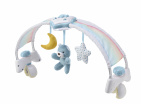 Chicco Speelboog Bed Rainbow Sky Blue