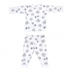 Beeren Bodywear Pyjama Beertje Navy