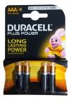 Duracell Batterij AAA (4 stuks)