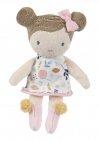 Little Dutch Knuffelpop Rosa 10cm