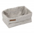 Little Dutch Commodemandje Pure Grey 25 x 15 x 15 cm