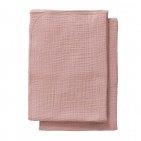 Cottonbaby Multidoek Soft S Oudroze 2Stuks