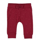 Babylook Broek Dots Tibetan Red