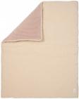 Koeka Boxkleed Vik Sand/Grey Pink        80 x 100 cm
