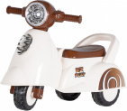 Puck Loopscooter Retro Cream