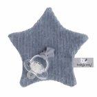 Baby's Only Speendoekje Sense Vintage Blue 20 x 20 cm