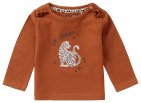 Noppies T-Shirt Roedtan Rust