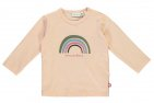 Babylook T-Shirt Rainbow Evening Sand