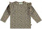 Babylook T-Shirt Ruffle Panther