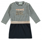 Babylook Jurk Sweet Girl Stripe