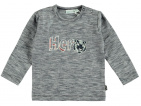 Babylook T-Shirt Hero Navy Melee