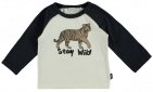 Babylook T-Shirt Stay Wild Snow White