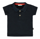 Babylook Polo Korte Mouw Total Eclipse