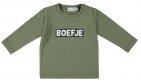 Babylook T-Shirt Boefje Deep Lichen Green